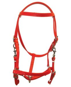 red western trail bridle
