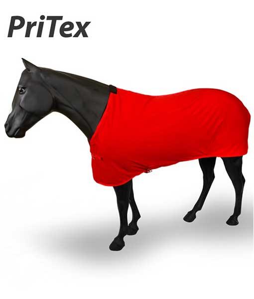 red pritex dress sheet
