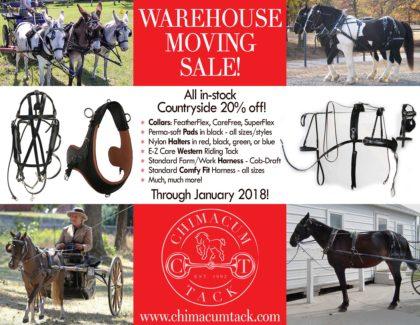 ad warehouse sale